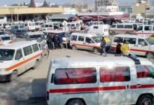 """Photo of ايقاف عدد من المحتجّين من أصحاب """"التاكسيات"""" و""""اللواجات"""" ببنزرت.. وهذه التفاصيل"""