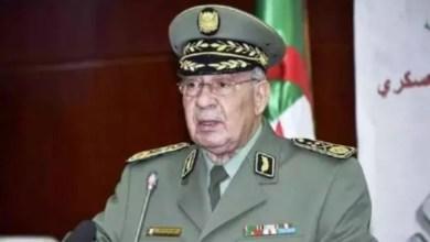 Photo of تصريح مفاجئ و صادم لرئيس أركان الجيش الجزائري…