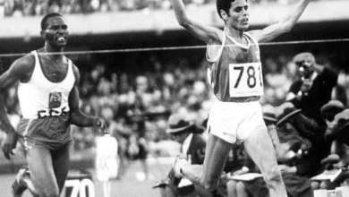 Photo of البطل الأولمبي العدّاء التّونسي محمّد القمودي في ذمّة ﷲ