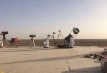 """Photo of الجمعية الفلكية بجدة """" السعودية أفطرت و ما تم رصده يوم امس هو كوكب زحل و ليس هلال شهر شوال """""""