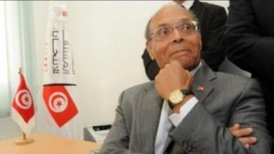 Photo of منصف المرزوقي يقدم ملف ترشحه للرئاسية