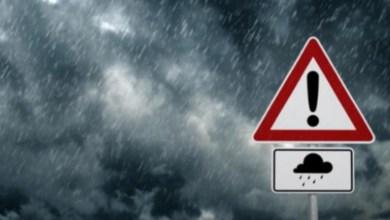Photo of طقس اليوم / أمطار غزيرة منتظرة بجندوبة وباجة وبنزرت وتونس الكبرى