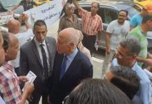 Photo of رافضا التمويل العمومي : قيس سعيّد يواصل حملته الإنتخابية في باجة ويجوب المقاهي والأسواق