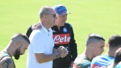 "Photo of نادي نابولي الإيطالي يستقبل المدرب رود كرول ويكتب: ""أحد أساطير كرة القدم بيننا"""