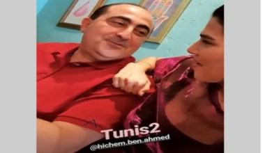 Photo of صور/ مرام بن عزيزة رفقة وزير النقل هشام بن أحمد في مطعم..وهذه التفاصيل..