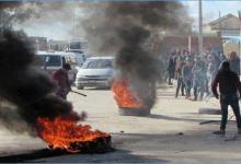 Photo of غلق الطريق بين القيروان و سوسة و إحراق العجلات المطاطية