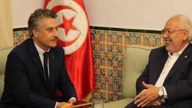 Photo of الآن: الغنوشي يجتمع للمرة الثانية بالقروي واسم رئيس الحكومة بين الأخذ والردّ