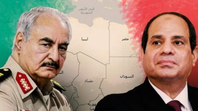 Photo of ردا على مساندة مصر لحفتر: غلق السفارة الليبية في القاهرة