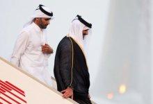 Photo of صحيفة العرب القطرية // تأمين شبكات قطر في ليبيا وراء زيارة الشيخ تميم إلى تونس