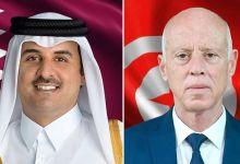 Photo of أمير دولة قطر زيارة رسمية إلى تونس