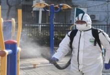 Photo of وزارة الصحة الفرنسية : تعقيم الشوارع خطير جدا