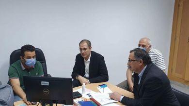 Photo of وزير المالية يطّلع على وضع اللمسات الاخيرة لتطوير منظومة التصريح عن بعد