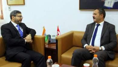 Photo of دعم التعاون بين تونس والهند في المجال الصحي
