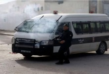 Photo of في العاصمة : مناوشات بين الامن والباعة المتجولين لفرض الحجر الصحي بالقوة