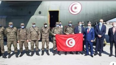 Photo of قنصل تونس في ميلانو : البعثة العسكرية الطبية التونسية أظهرت كفاءة عالية أبهرت المسؤولين الإيطاليين