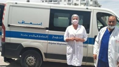 Photo of شفاء المرأة التي اصيبة بكورنا في جربة ووقع رفض قبولها في مستشفى مدنين