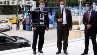 Photo of وزارة الصحة تتسلم طائرتي 'درون' لمجابهة كورونا