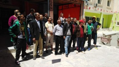 Photo of القصرين: عمال المقاهي والمطاعم يحتجون