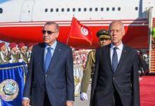 Photo of أردوغان وقيس سعيد يبحثان العلاقات الثنائية وقضايا إقليمية