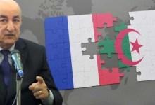 Photo of تبون يقصف: فرنسا قتلت نصف سكان الجزائر بجرائم لا تسقط بالتقادم