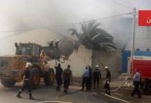 Photo of عاجل/محاولة حرق محطة توليد الكهرباء بسوسة..