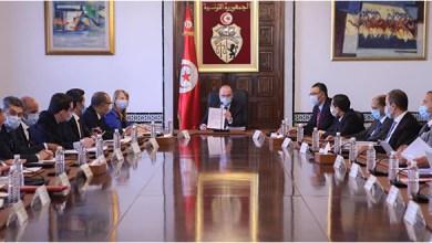 Photo of رئيس الحكومة يشرف على أشغال مجلس الوزراء