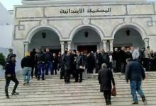 Photo of كورونا تُغلق المحكمة الإبتدائية بتونس