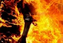 """Photo of قبلي : منعوها من بيع """"الفول"""" فأضرمت النار في جسدها"""
