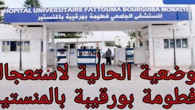 Photo of معاناة طبيبة مقيمة في مسلك كوفيد في المنستير…!!!