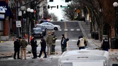 Photo of انفجار هائل يستهدف وسط مدينة ناشفيل الأمريكية