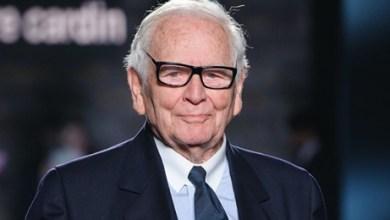 Photo of وفاة مصمم الملابس الشهير Pierre cardin