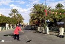 Photo of توزر: الأهالي يندّدون ويتطوّعون لتنظيف شوارع المدينة (صور)