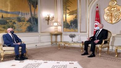 Photo of رئيس الدولة يستقبل  ممثل المنظمة العالمية للصحة بتونس