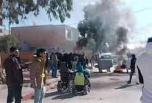 Photo of سبيطلة: مواجهات ضارية بين الأمن وعدد من المحتجين