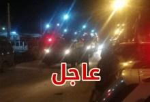 Photo of حي التضامن الآن: تدخل مدرعات الإدارة العامة للحرس الوطني لفض الاحتجاجات