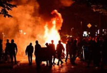Photo of سوسة: حرق مركز أمن وتوسع رقعة الاحتجاجات في البلاد