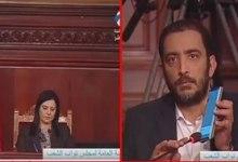 "Photo of ""أغاني الفيراج"" في الجلسة العامة بالبرلمان (فيديو)"