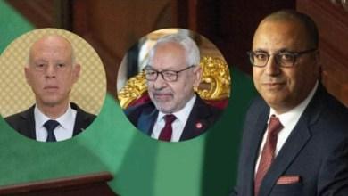 Photo of كواليس : النهضة باتت مستعدة لمناقشة اقالة المشيشي مع قيس سعيد والرئيس له اسمان لخلافته .