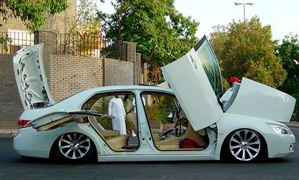 Тюнинг Хонда Аккорд 7 поколения (20 фото), Тюнинг Honda ...