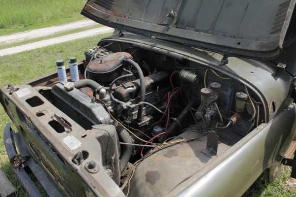 Уаз 469б технические характеристики – Технические ...