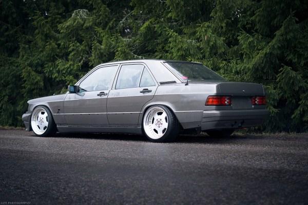 Mercedes benz w201 tuning parts