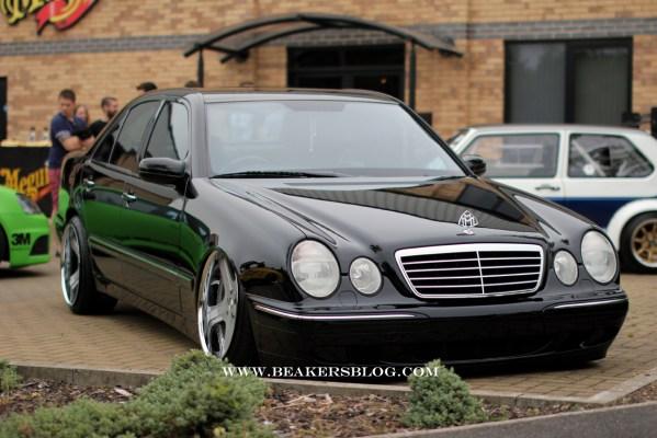 MercedesBenz EClass W210 Tuning 2 Tuning