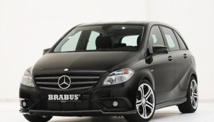 Brabus Tuningprogramm Mercedes B Klasse 8 23f81aff28e65a87c39e2889a912355b