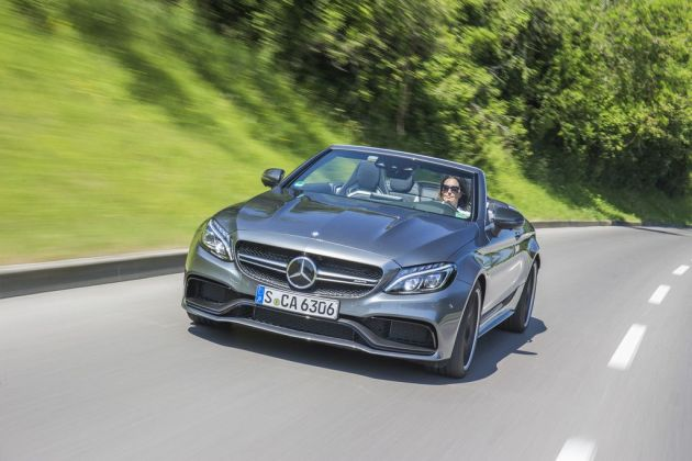 Fahrbericht Mercedes AMG C 63 S Cabriolet 003