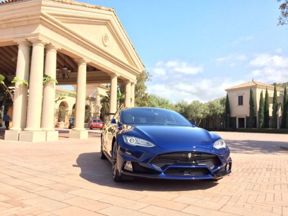 LARTE Tesla Blue10