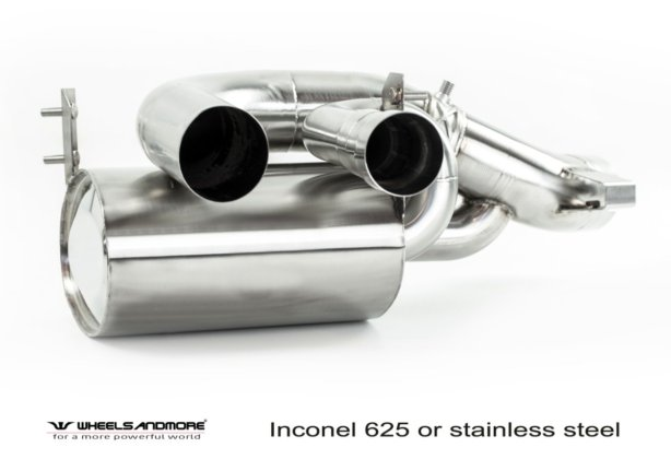 812 superfast exhaust