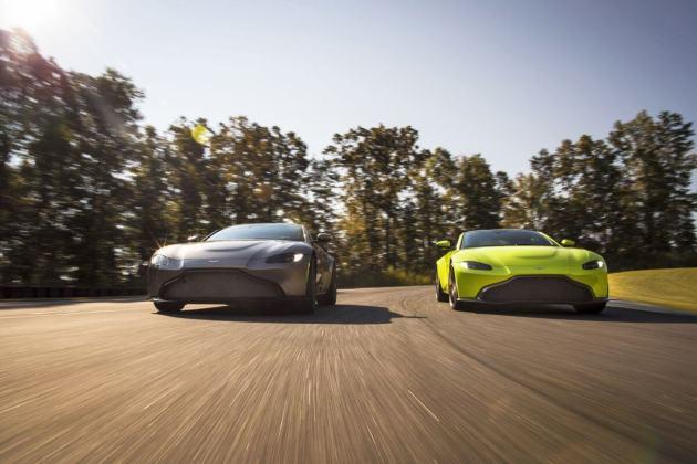 Aston Martin VantageLime Essence05 jpg