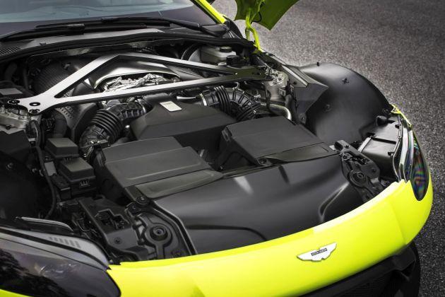 Aston Martin VantageLime Essence23 jpg