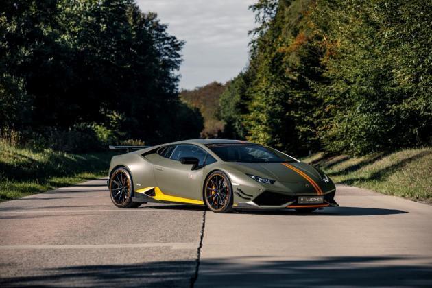 Huracan Luethen Motorsport 8