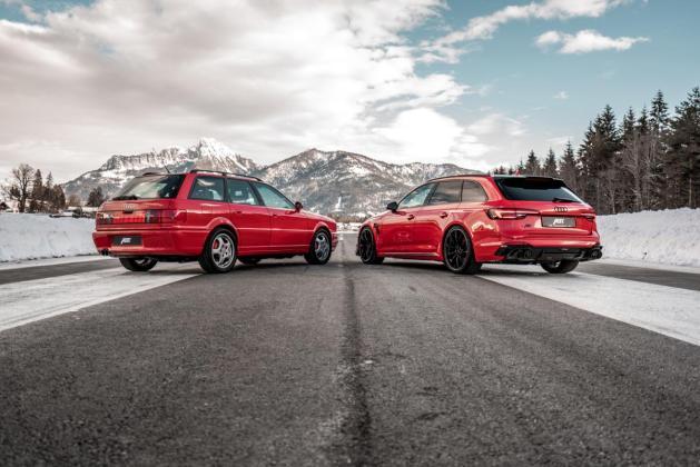 ABT RS4 Audi RS2 06